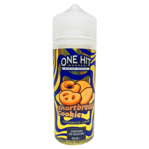 one-hit-wonder-winter-series-shortbread-cookie-100ML-SHORTFILL-E-LIQUID-80VG-0MG-USA-VAPE-JUICE