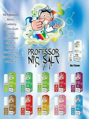 no-flavour-professor-nic-salt-10ml-e-liquid-20mg-vape-juice