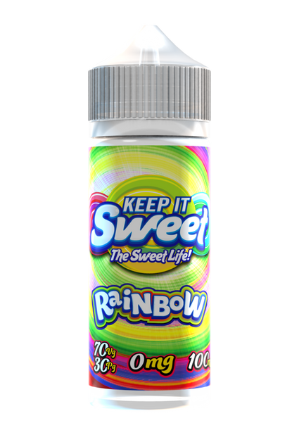 rainbow-Keep-It-Sweet-E-Liquid-100ml-juice-vape-shortfill-70vg