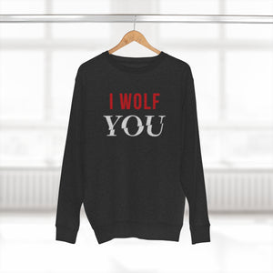 "YOU Netflix - I Wolf ""You"" Sweatshirt"