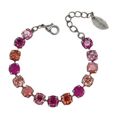 Dahlia, 8mm Full Crystal Bracelet, Wholesale