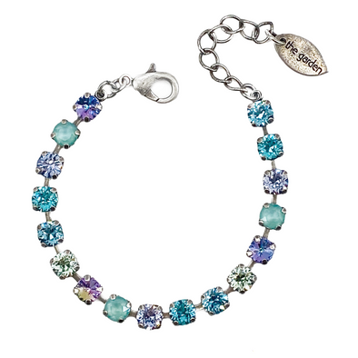 Iris, 6mm Full Crystal Bracelet, Wholesale