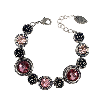 Aurora, Crystal Rose Bracelet, Wholesale