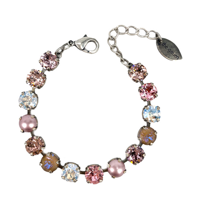 Aurora, 8mm Full Crystal Bracelet