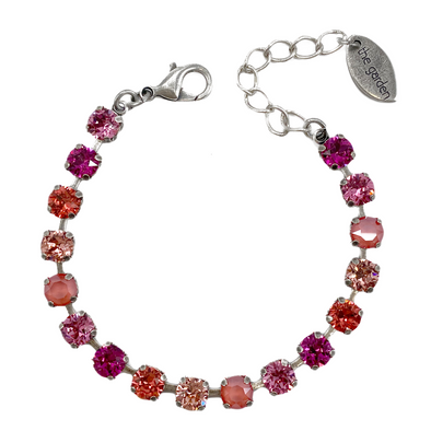 Dahlia, 6mm Full Crystal Bracelet, Wholesale