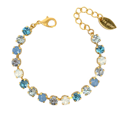 Ella, 6mm Full Crystal Bracelet