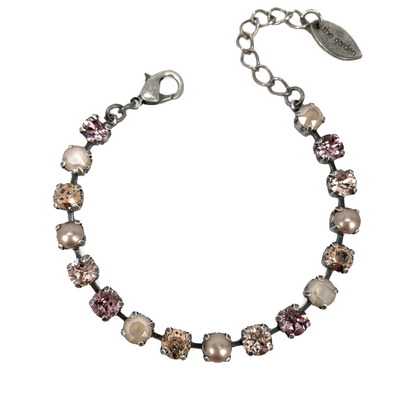 Grace, 6mm Full Crystal Bracelet