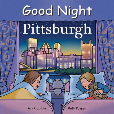 Goodnight Pittsburgh Children's Book