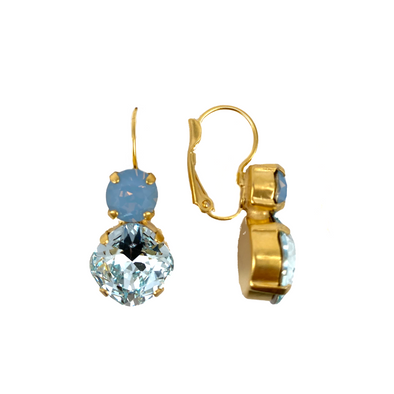 Ella, Double Drop Earrings