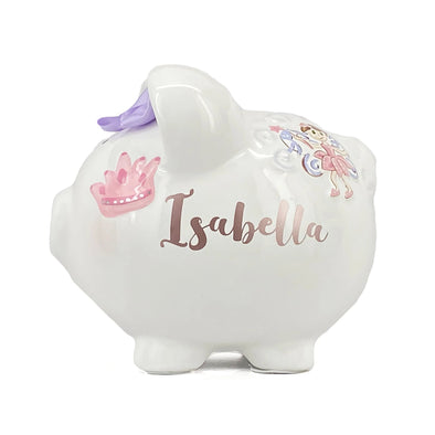 Fairy Castle Piggy Bank