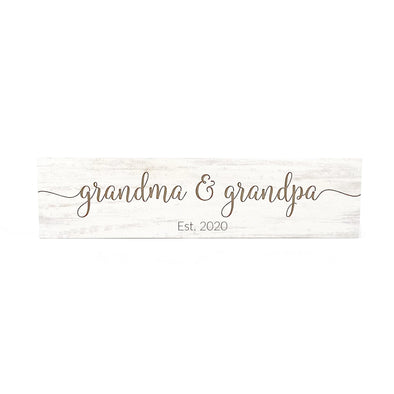 Grandma & Grandpa Tiny Stick, Wholesale