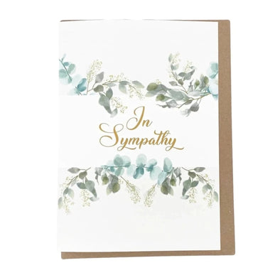 """In Sympathy"", Wholesale Card"