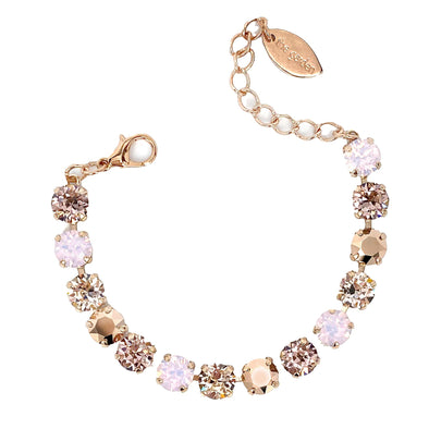 Juliet, 8mm Full Crystal Bracelet, Wholesale