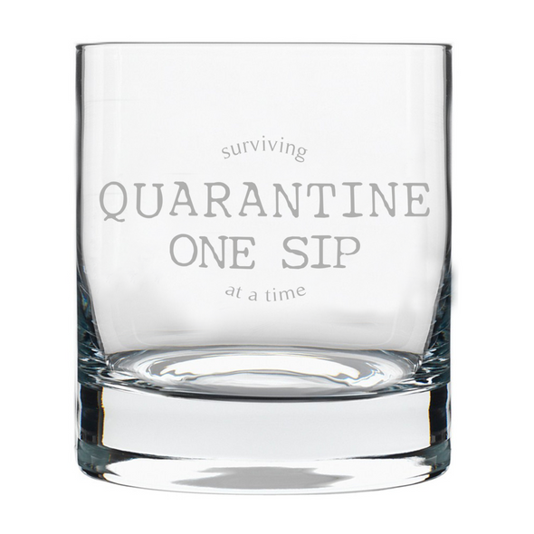 Quarantine, Rocks Glass