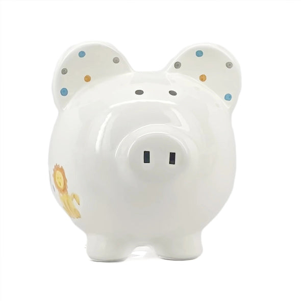 Sweet Safari Piggy Bank