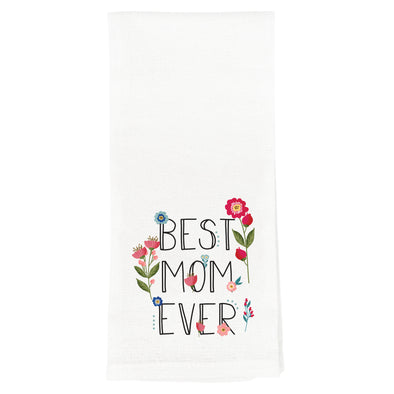 Best Mom Ever Towel, Wholesale