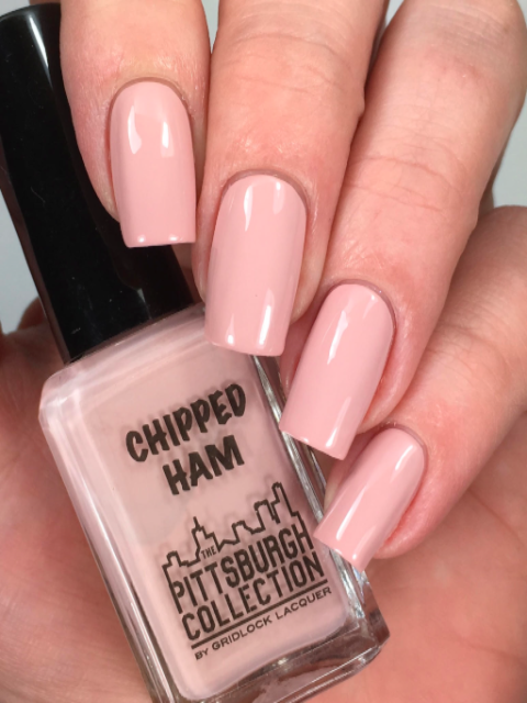 Chipped Ham, Nail Polish