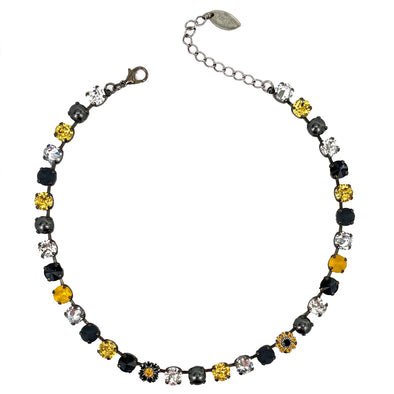 City of Champions, 8mm Full Crystal Necklace, Wholesale