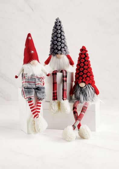 Dangle Leg Gnomes