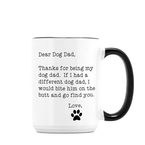 Dog Dad Mug, Wholesale