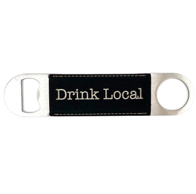 Drink Local Bottle Opener, Wholesale