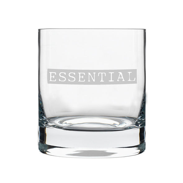 ESSENTIAL Rocks Glass
