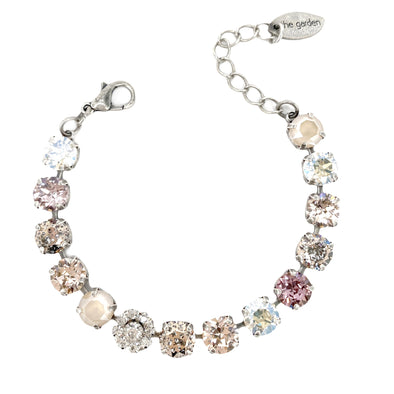 Grace, 8mm Full Crystal Bracelet, Wholesale