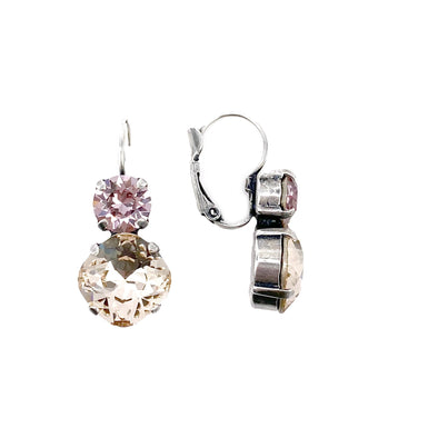 Grace, Double Drop Earrings, Wholesale
