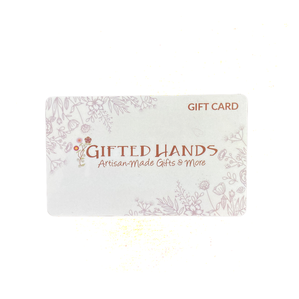 Gift Cards (CAN ONLY BE USED IN-STORE)