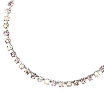 Grace 6mm Full Crystal Necklace