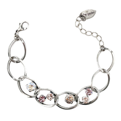 Grace, Crystal Chain Bracelet, Wholesale