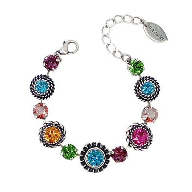 Happy Hour, Multi Border Bracelet