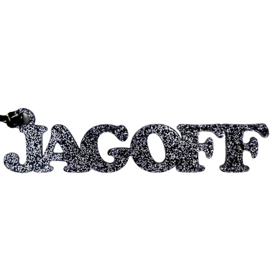 Jagoff Glitter Ornament, Wholesale