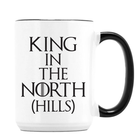 King in the North Hills Mug
