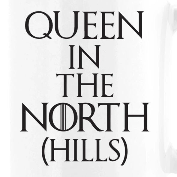 Queen in the North Mug