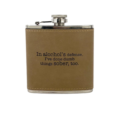 Sober, Too Flask, Wholesale