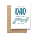 Dad Wishes, Father's Day Card