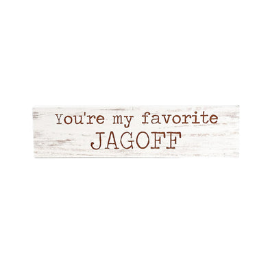 You're My Favorite Jagoff, Tiny Stick