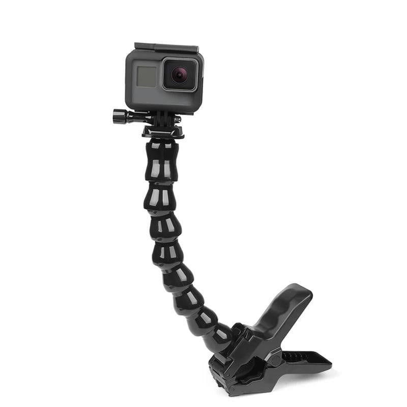 Trépied Gopro <br> Pince Flexible