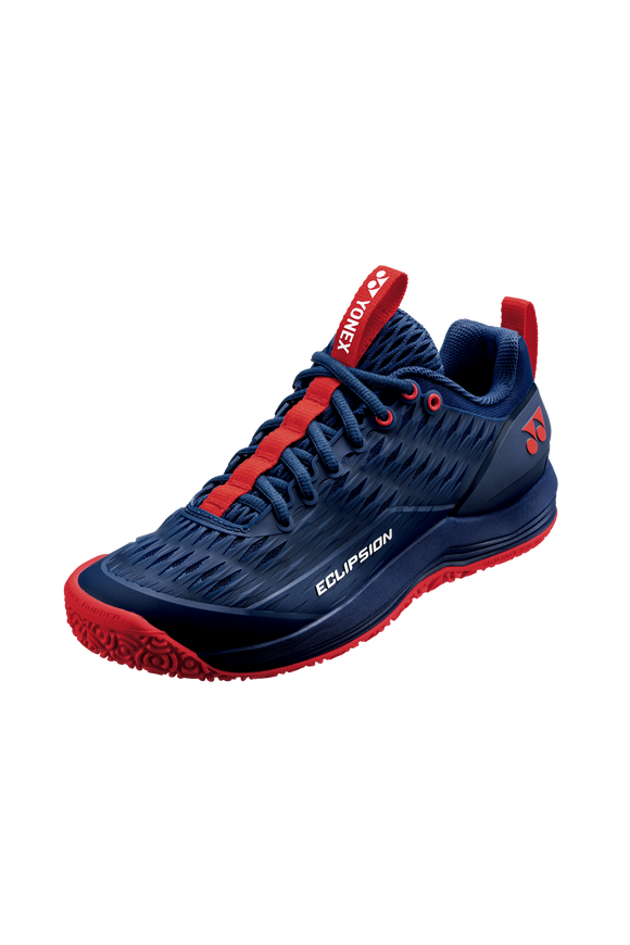 POWER CUSHION ECLIPSION 3 CLAY MEN'S (Navy/Red)
