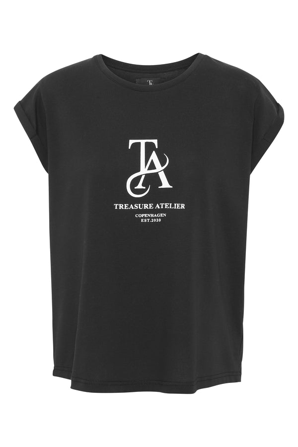 BELLA Tee - black