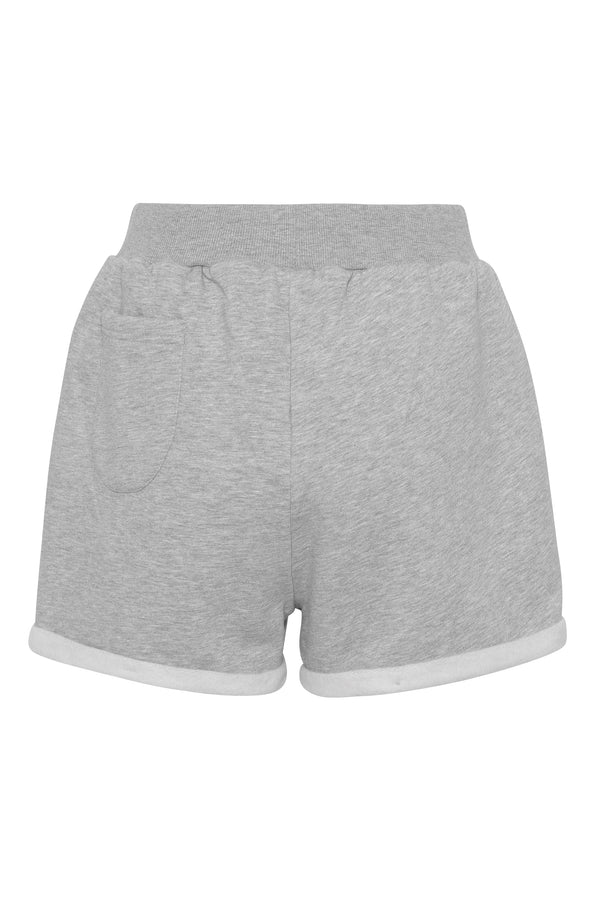 BOUNCE Shorts Sweat - Grey mel