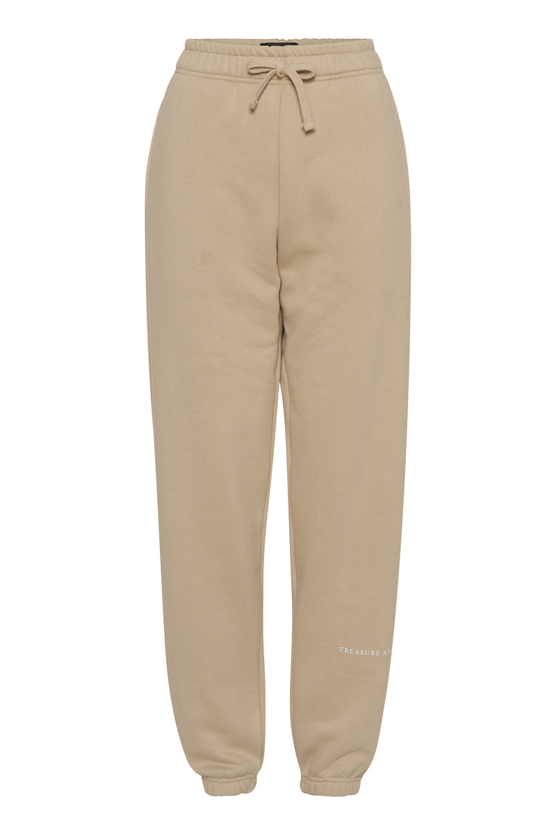 Candace Sweatpants Beige