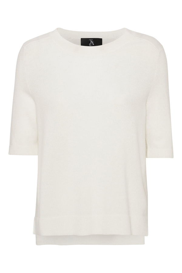 LOUISA Short Sleeve - Off white