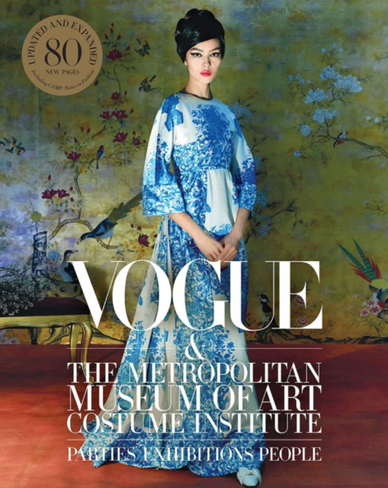 Vogue & The Metropolitan Museum of Modern art Costume Institute