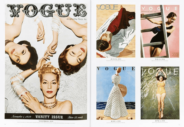 VOUGE - The Covers