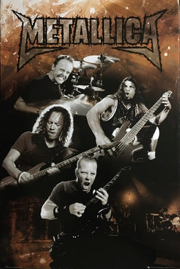 Metallica - Collage