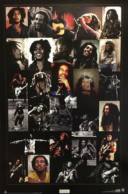 Bob Marley - Collage