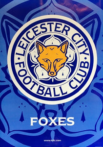 Leicester City FC - Crest ( The Foxes )