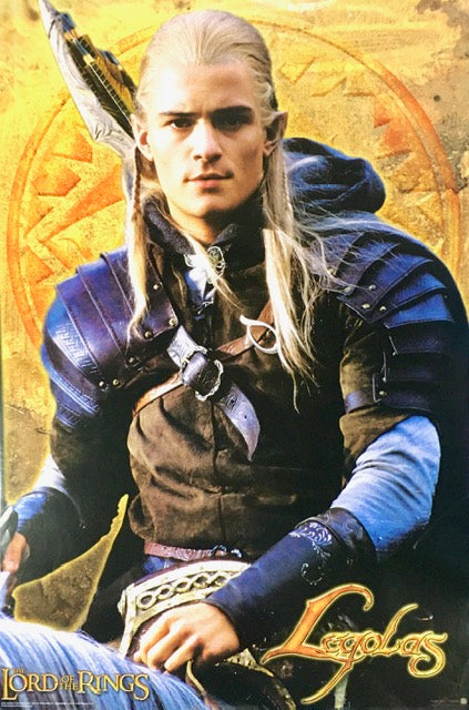 Lord of the Rings - Legolas